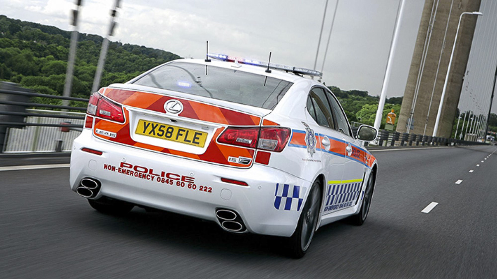 Topgear These Are The World S Best Police Cars